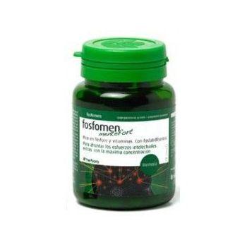 6 fosfomen mentefort 70 capsulas herbora 1 – Herbolario Lidia