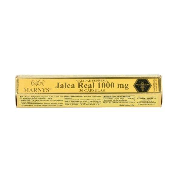 Envase de 30 cápsulas de 1000 mg