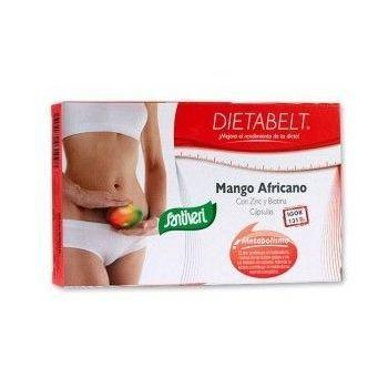 Dietabelt Mango Africano