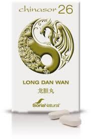 Chinasor 26 Long Dan Wan