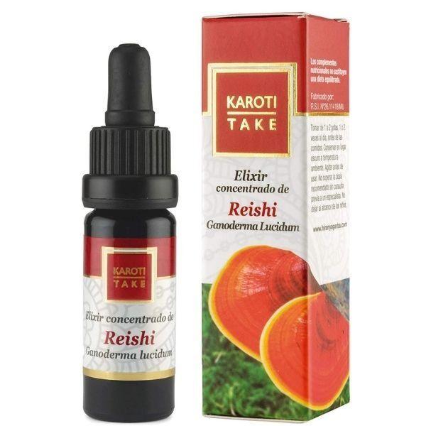 Elixir Concentrado de Reishi – Herbolario Lidia