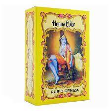 Henna Rubio Ceniza