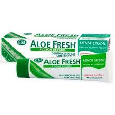 Dentífrico Aloe Fresh Menta Cristal