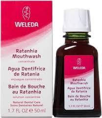 Agua Dentífrica de Ratania