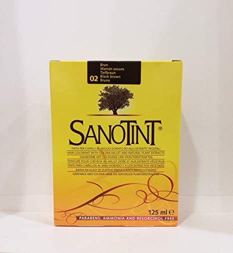 Tinte Marrón Nº02 Sanotint