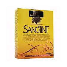 Tinte Castaño Claro Nº04 Sanotint