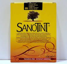 Tinte Castaño Dorado Nº05 Sanotint