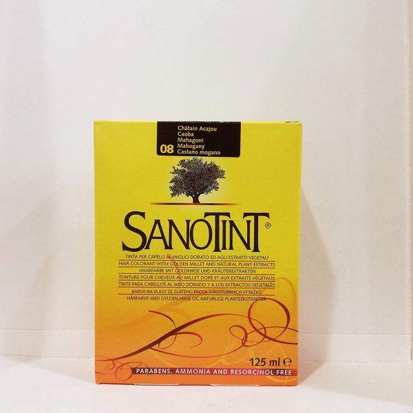 Tinte Caoba Nº08 Sanotint