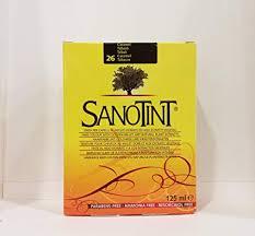 Tinte Tabaco Nº26 Sanotint