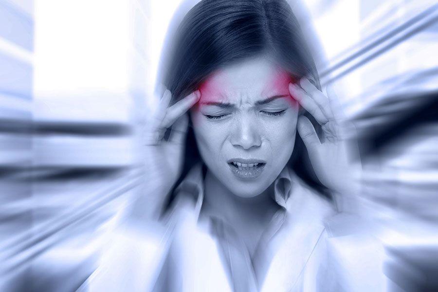 Deshágase de la migraña