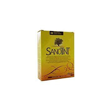 Tinte Castaño Natural Nº03 Sanotint
