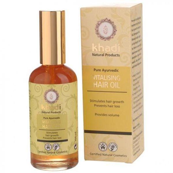 Aceite Capilar Revitalizante Khadí