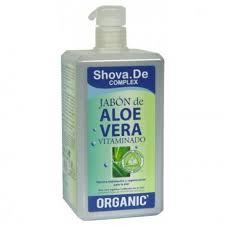 Jabón de Aloe Vera Vitaminado