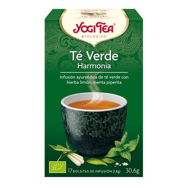 Té Verde Harmonía