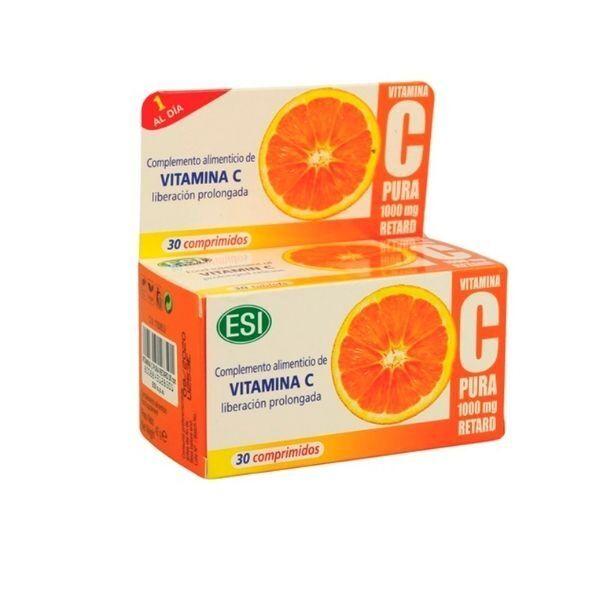 Envase de 30 comprimidos