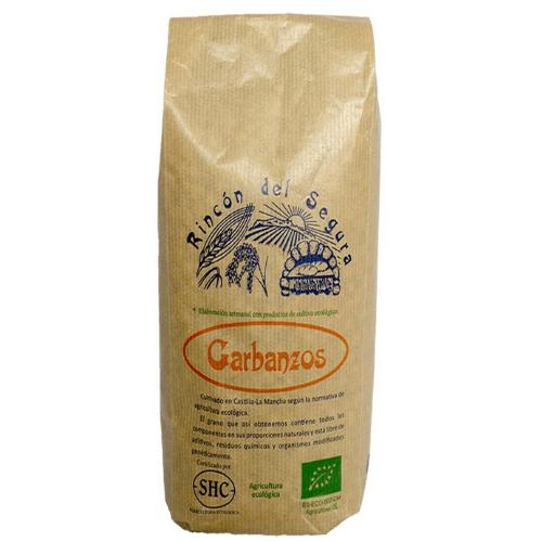 Garbanzos 1 kg rincon del segura ecologicos – Herbolario Lidia